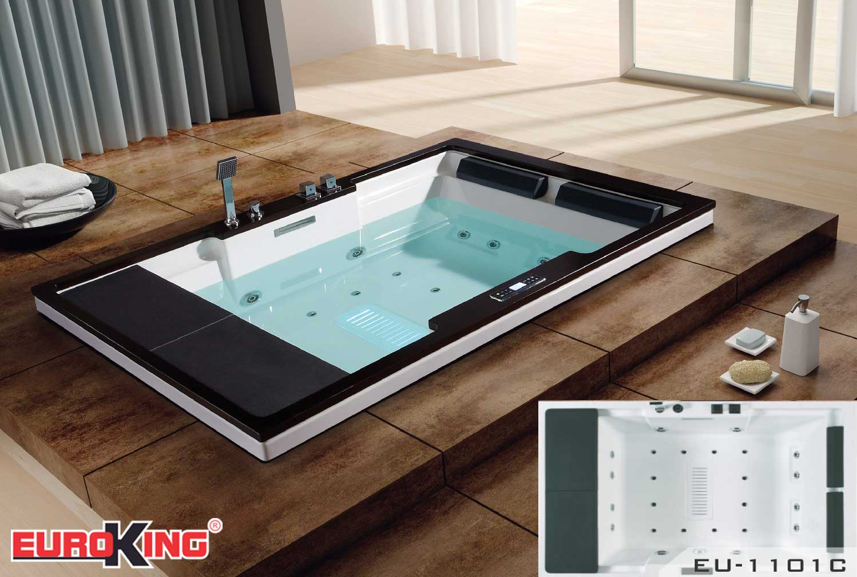 Tác dụng của bồn tắm massage Euroking