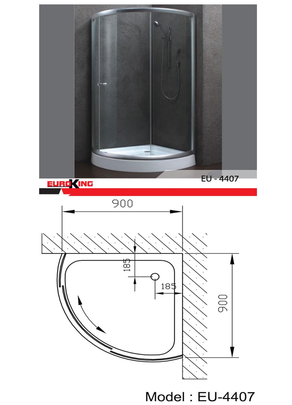 Bảng vẽ kỹ thuật EU-4407