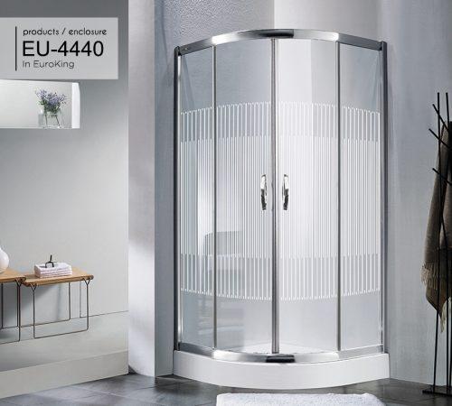 Phòng tắm vách kính Euroking EU-4440