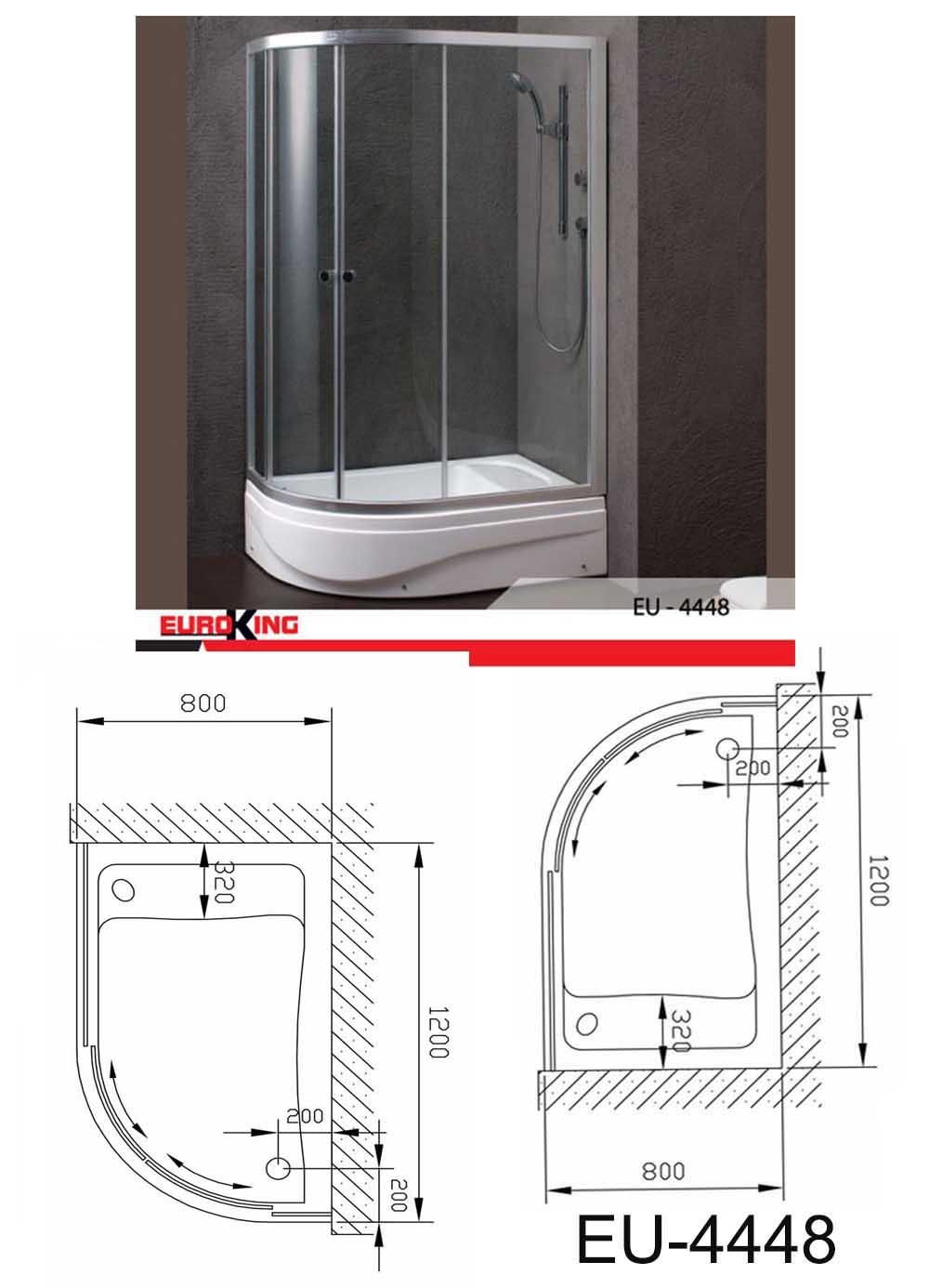 Bảng vẽ kỹ thuật EU-4448B