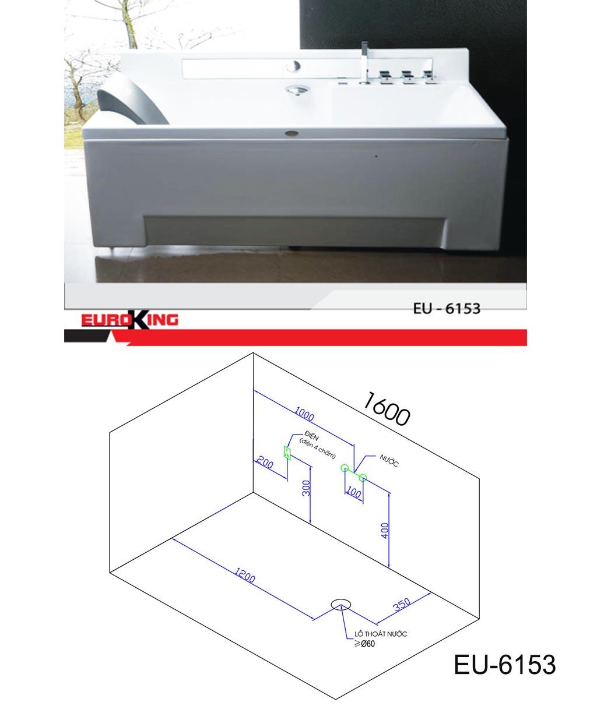 Bản vẽ kỹ thuật EU-6153