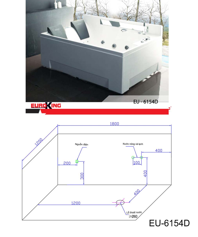Bảng vẽ kỹ thuật EU-6154