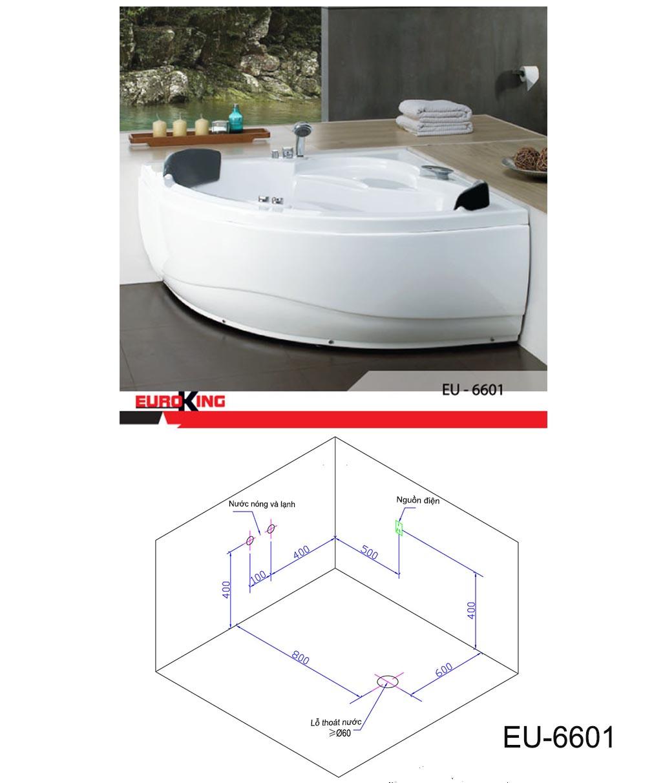 Bảng vẽ kỹ thuật EU-6601