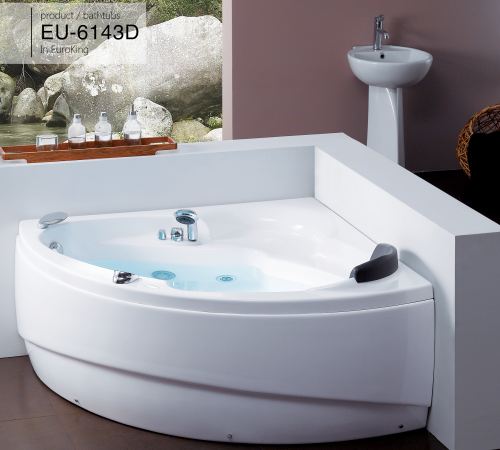 Bồn tắm massage  EuroKing EU-6143D
