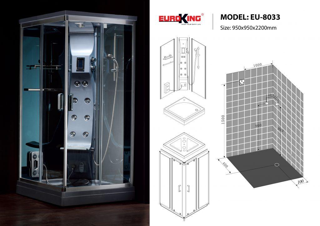 Bảng vẽ kỹ thuật EU-8033