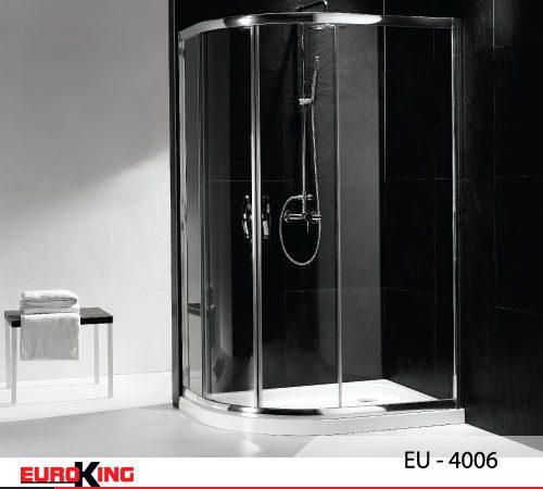 Phòng tắm vách Euroking kính EU-4006