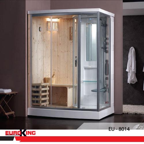 Phòng xông hơi EuroKing EU - 8014
