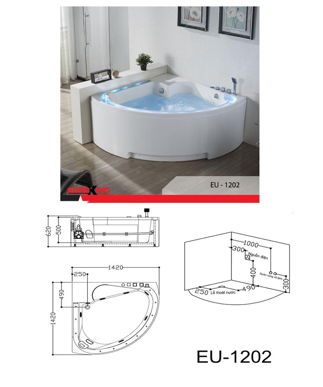Bảng vẽ kỹ thuật EU-1202