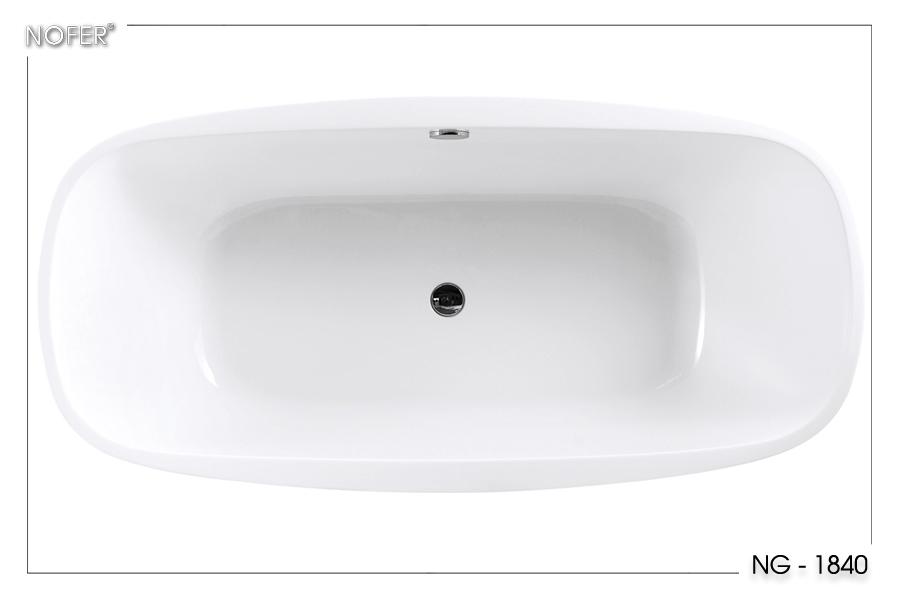 Lòng bồn tắm NG-1840/1840 PLUS
