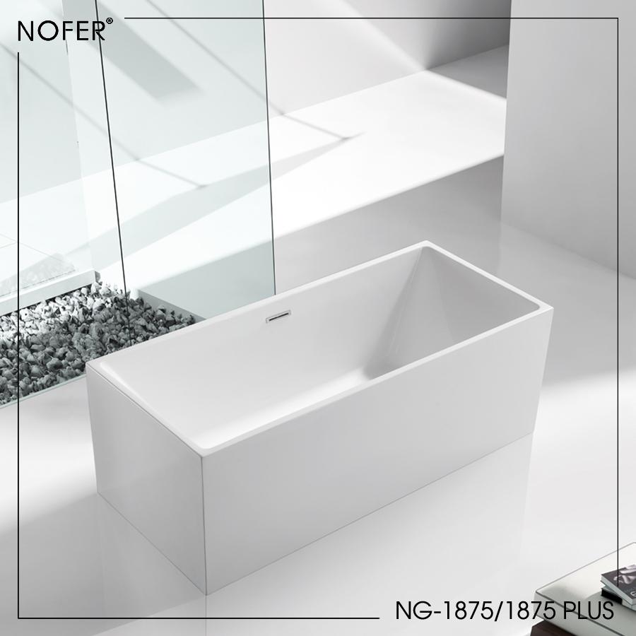 Hình ảnh tổng thể bồn tắm NG - 1875/1875P