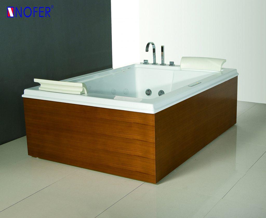Bồn tắm cao cấp Nofer NG 5512