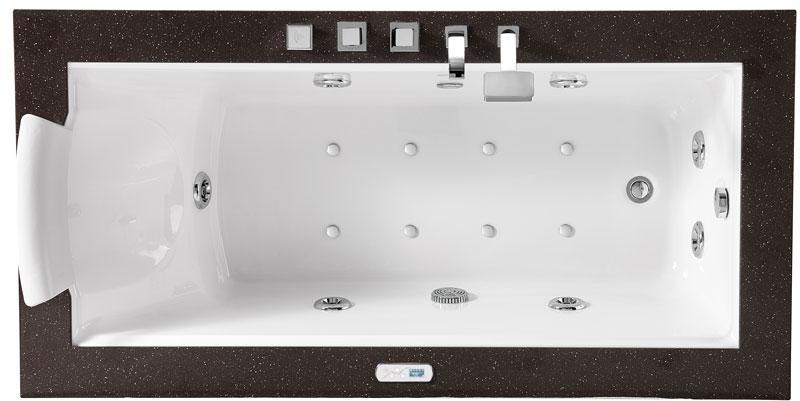 Lòng bồn tắm massage EU-208B