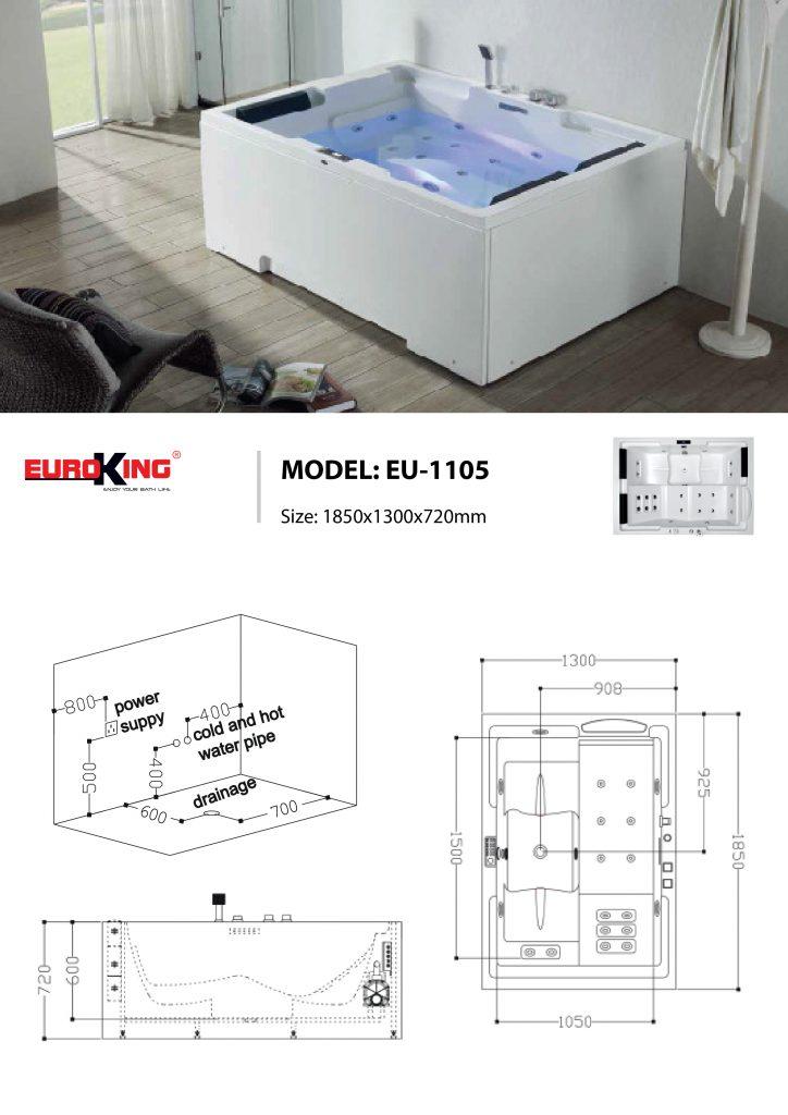 Bản vẽ kỹ thuật EU-1105