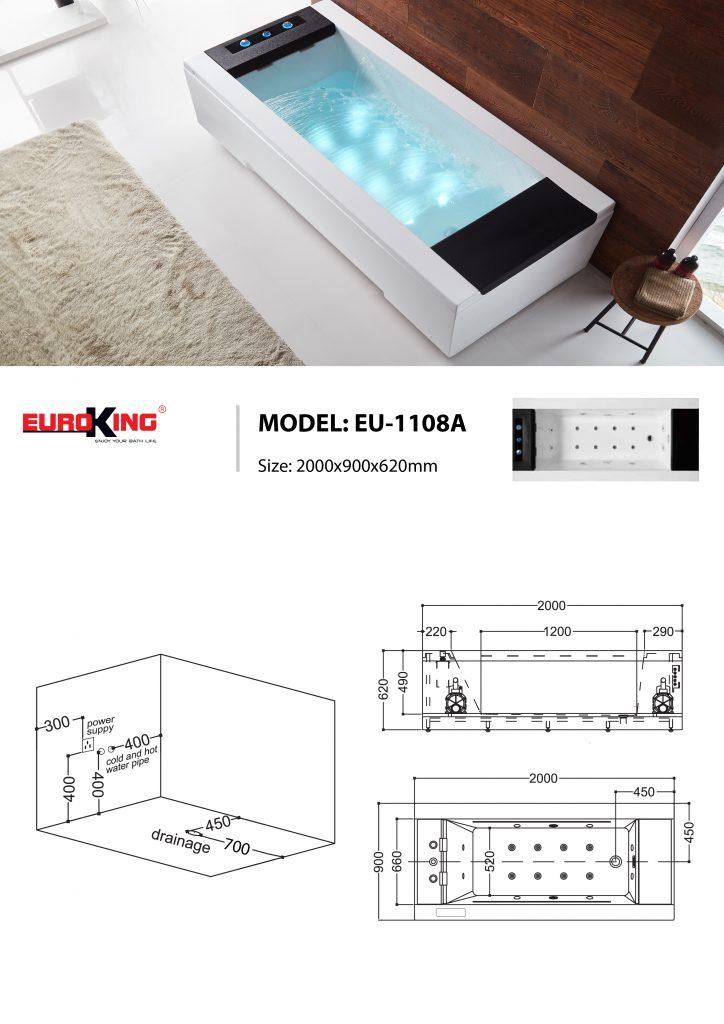 Bản vẽ kỹ thuật EU-1108A