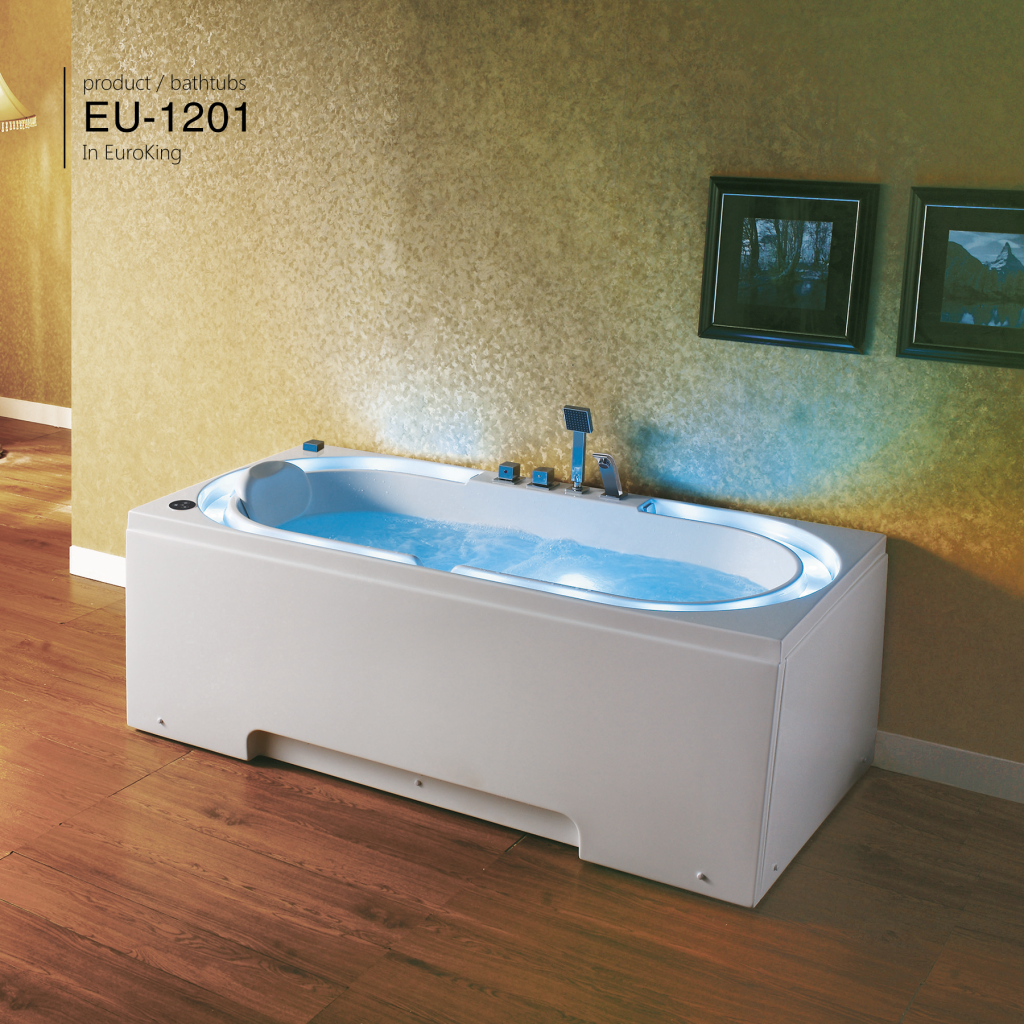 Bồn massage EuroKing EU-1201