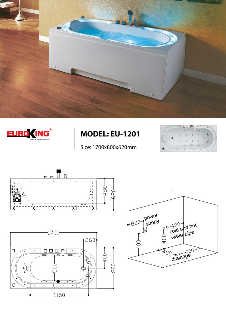 Bản vẽ kỹ thuật EU-1201