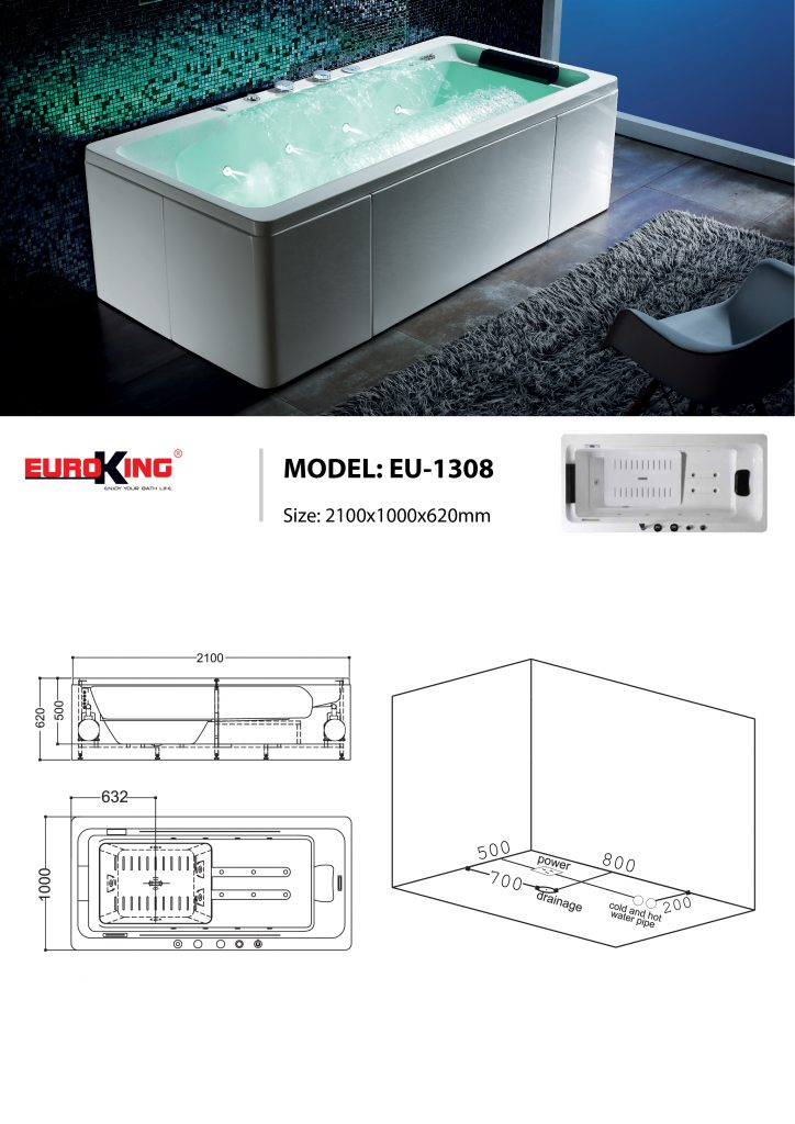 Bản vẽ kỹ thuật EU-1308