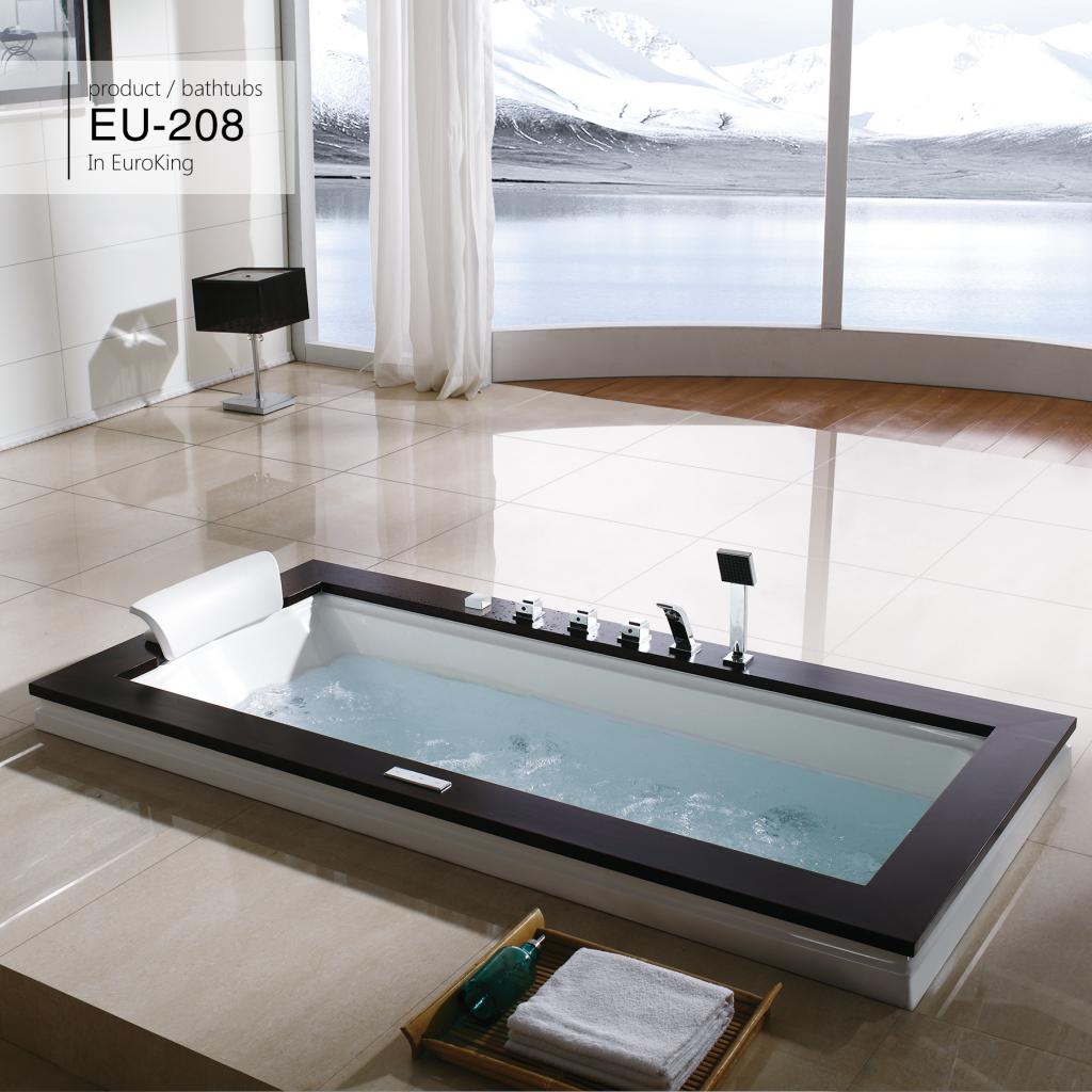 Bồn massage EuroKing EU-208