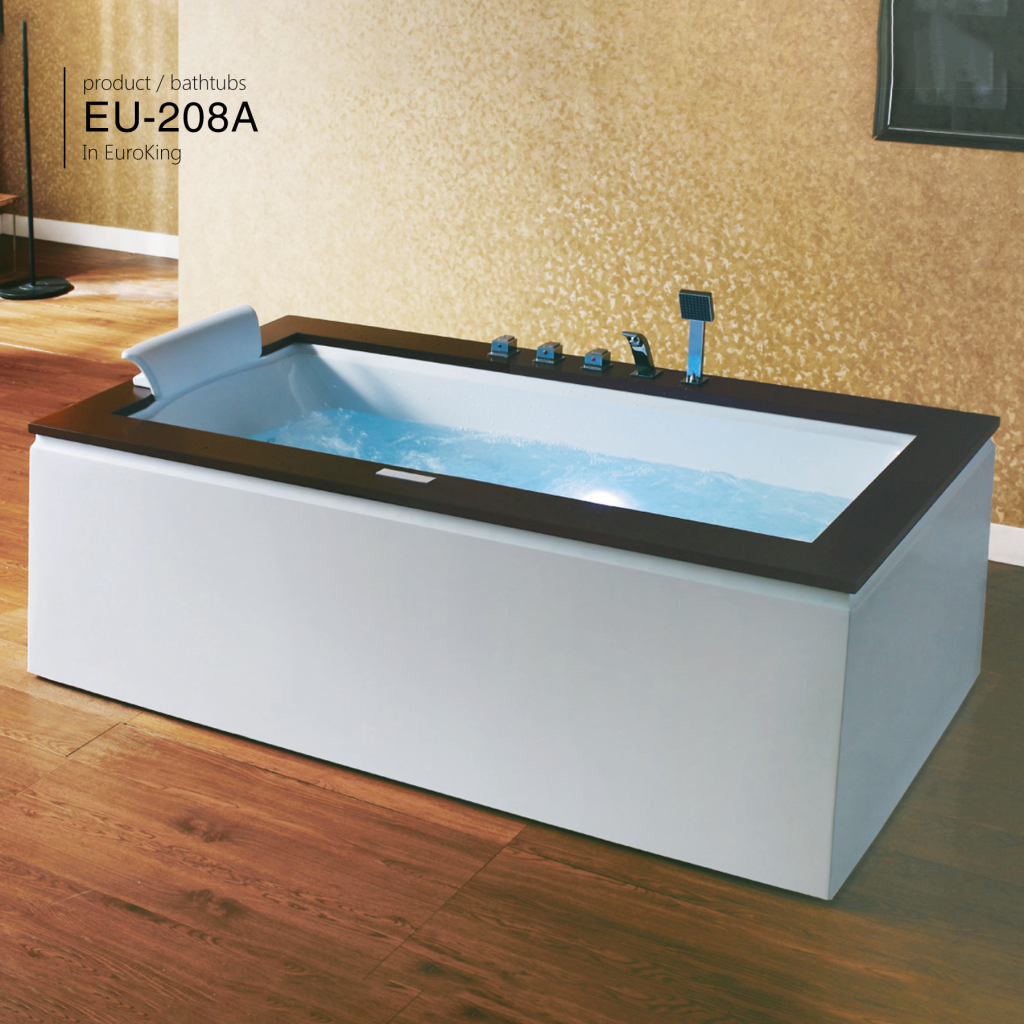 Bồn massage EuroKing EU-208A