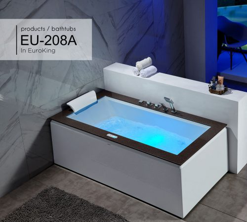 Bồn tắm massage Euroking EU-208A