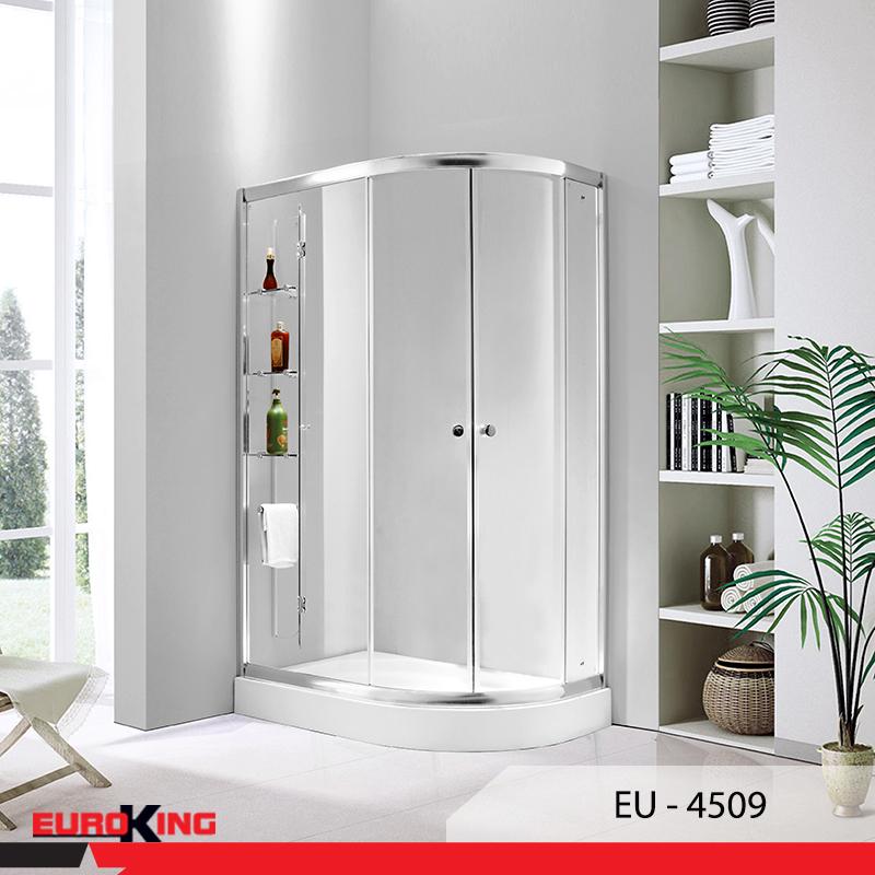 Hình ảnh phòng tắm vách kính EU-4509