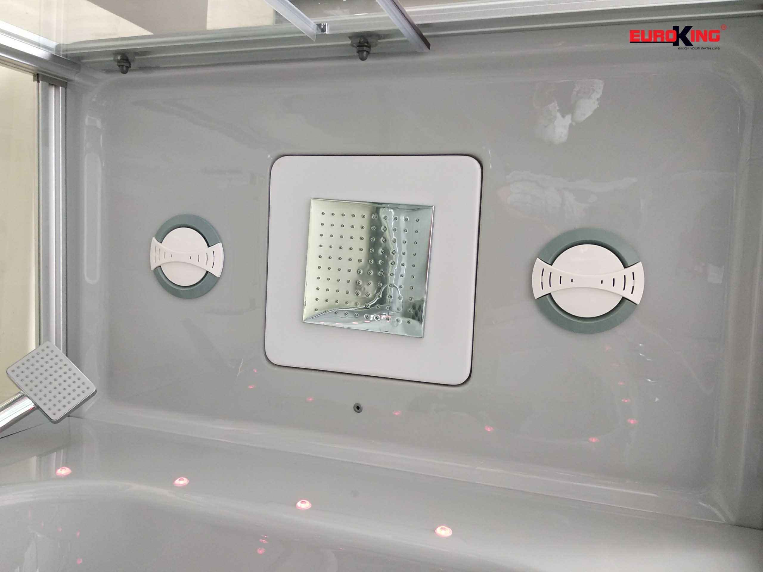 Hệ thống sen trần EU-A601