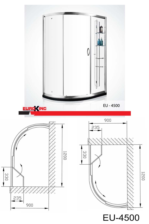 Bảng vẽ kỹ thuật EU-4500
