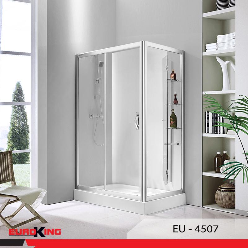 Hình ảnh phòng tắm vách kính EU-4507