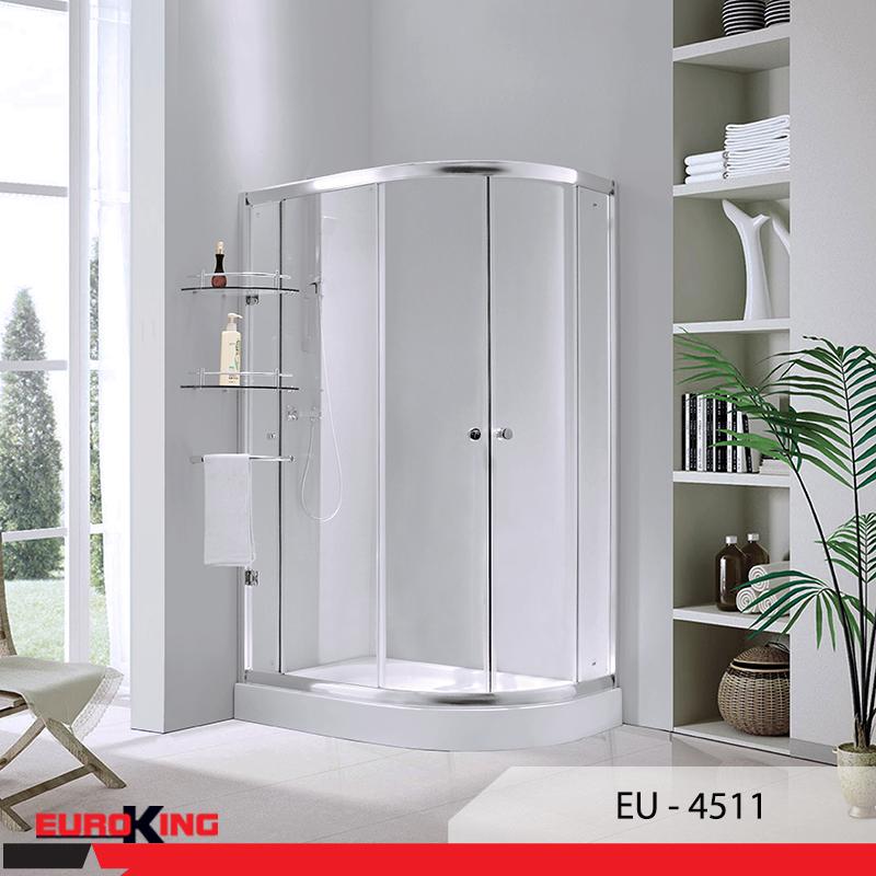 Hình ảnh phòng tắm vách kính EU-4511