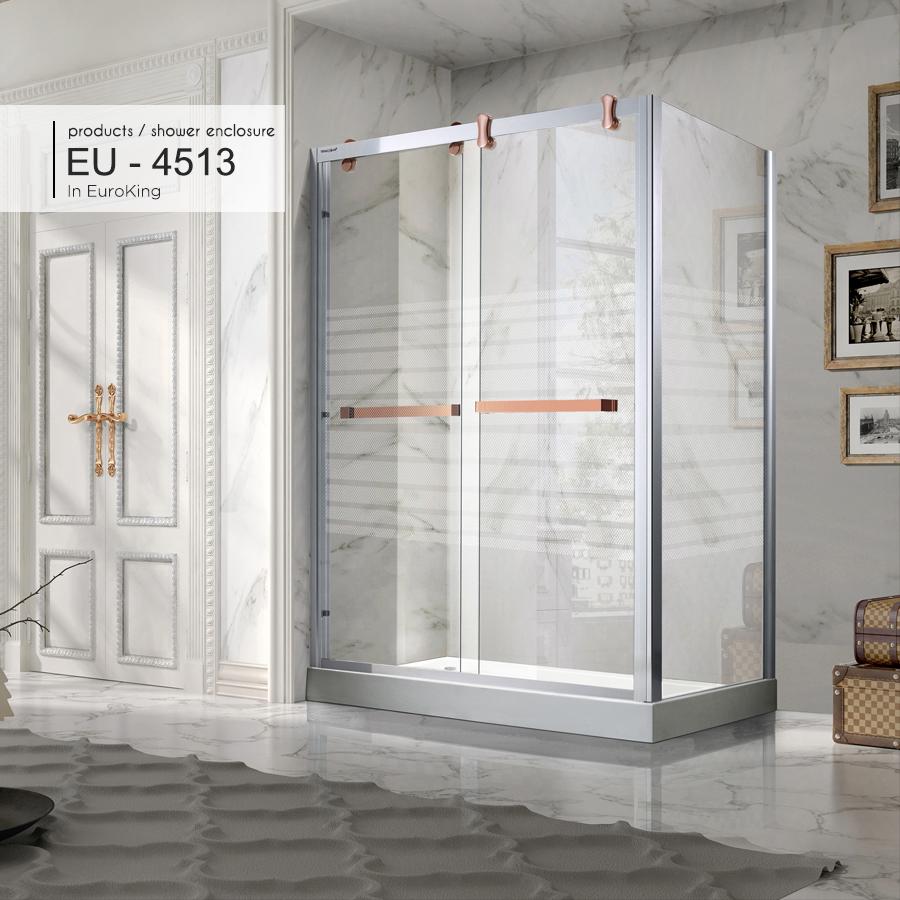 Tổng quan phòng tắm vách kính EU - 4513