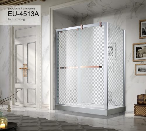Phòng tắm vách kính Euroking EU-4513A