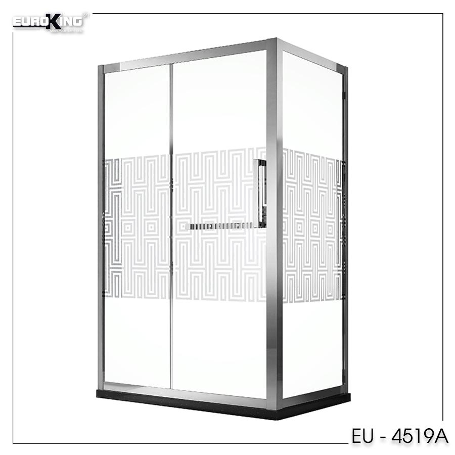 Phòng tắm vách kính EU-4519A