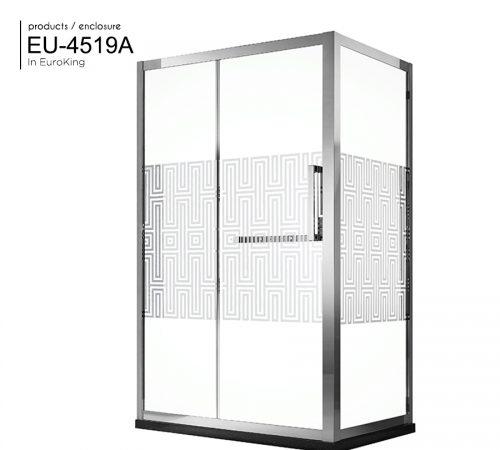 Phòng tắm vách kính EuroKing EU – 4519A