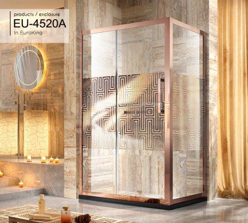 Phòng tắm vách kính EuroKing EU – 4520A