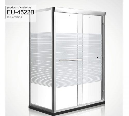 Phòng tắm vách kính EuroKing EU – 4522B