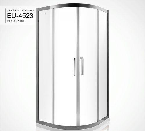 Phòng tắm vách kính EuroKing EU – 4523