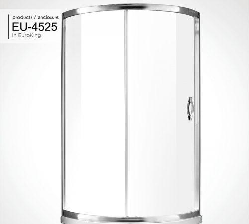 Phòng tắm vách kính EuroKing EU – 4525
