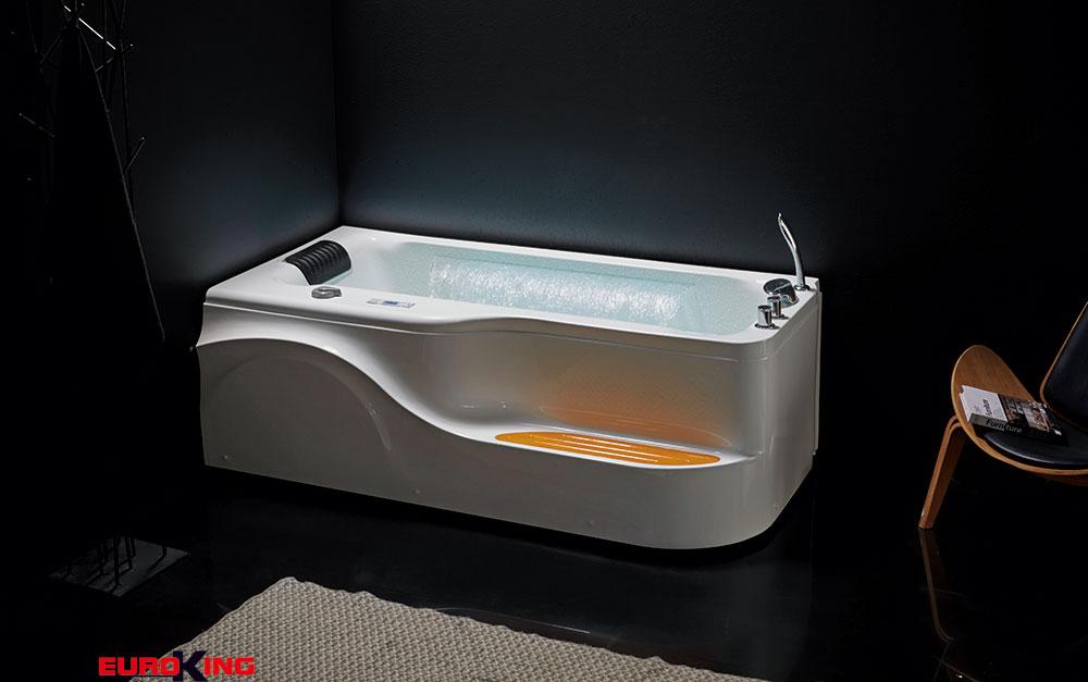Acrylic - hất liệu sản xuất bồn tắm hiện đại