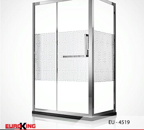 Phòng tắm vách kính EuroKing EU – 4519