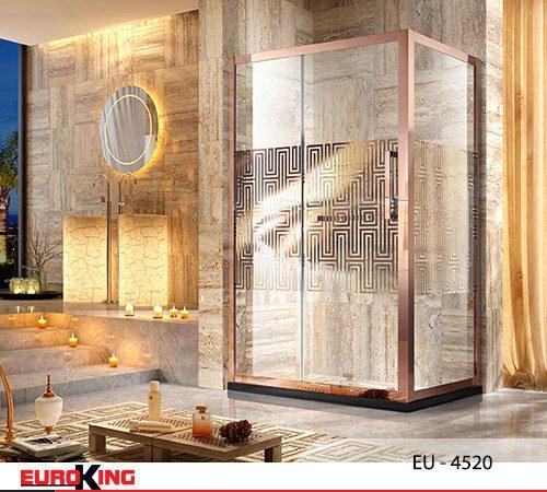 Phòng tắm vách kính EuroKing EU – 4520