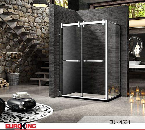 Phòng tắm vách kính Euroking EU- 4531