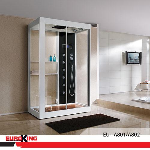 Phòng xông hơi EuroKing EU – A801/A802