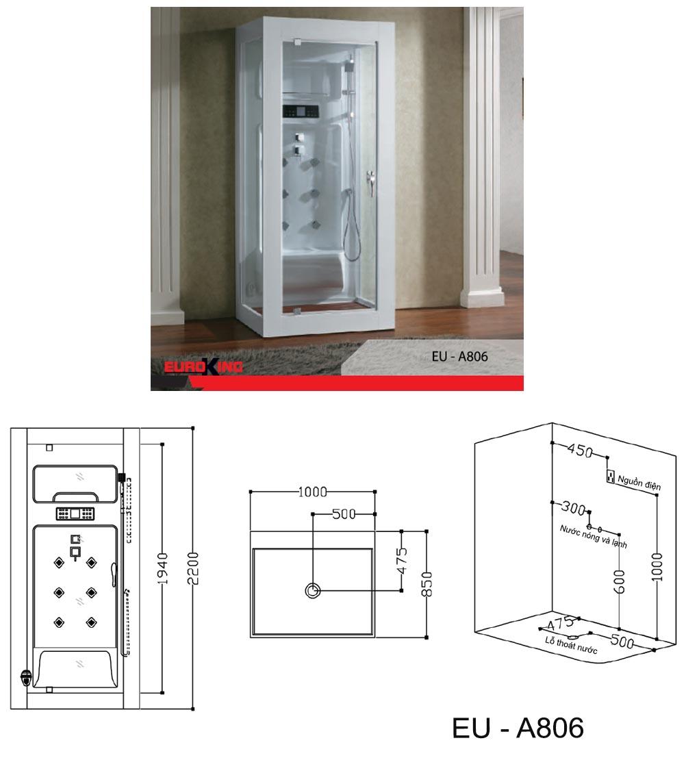 Bảng vẽ kỹ thuật EU-A806