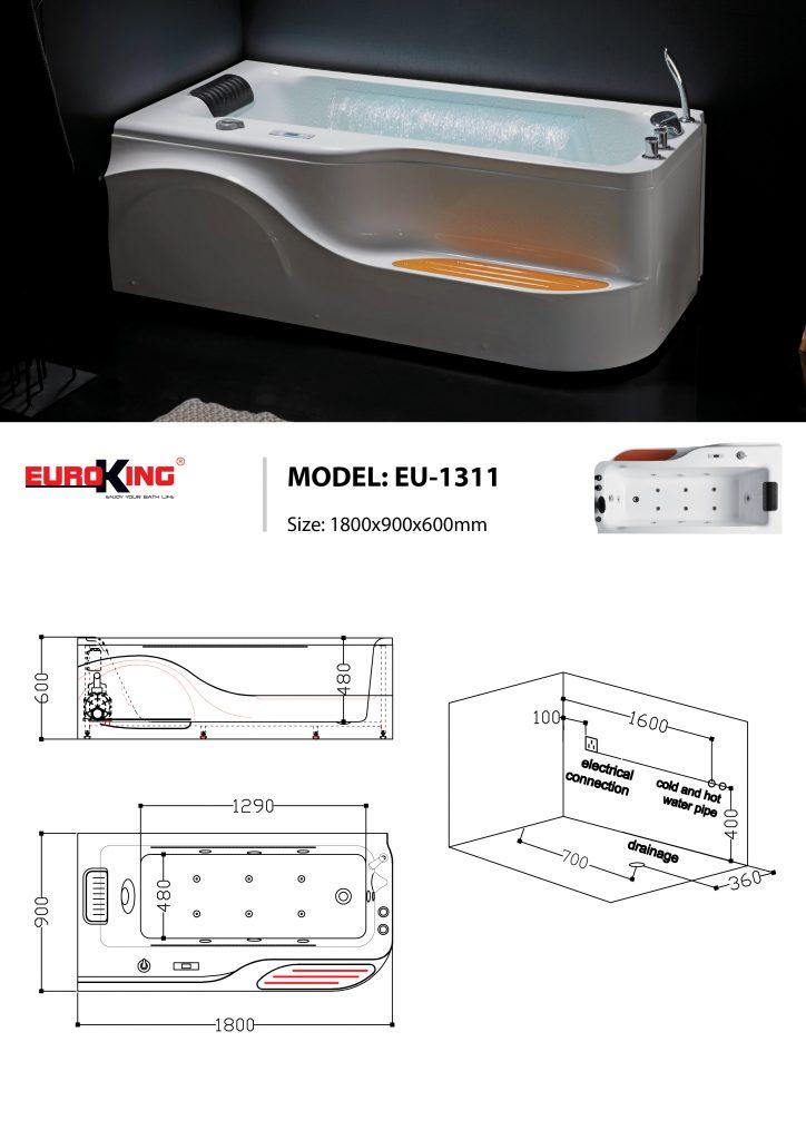 Bản vẽ kỹ thuật EU-1311