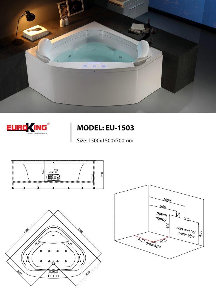Bản vẽ kỹ thuật EU-1503