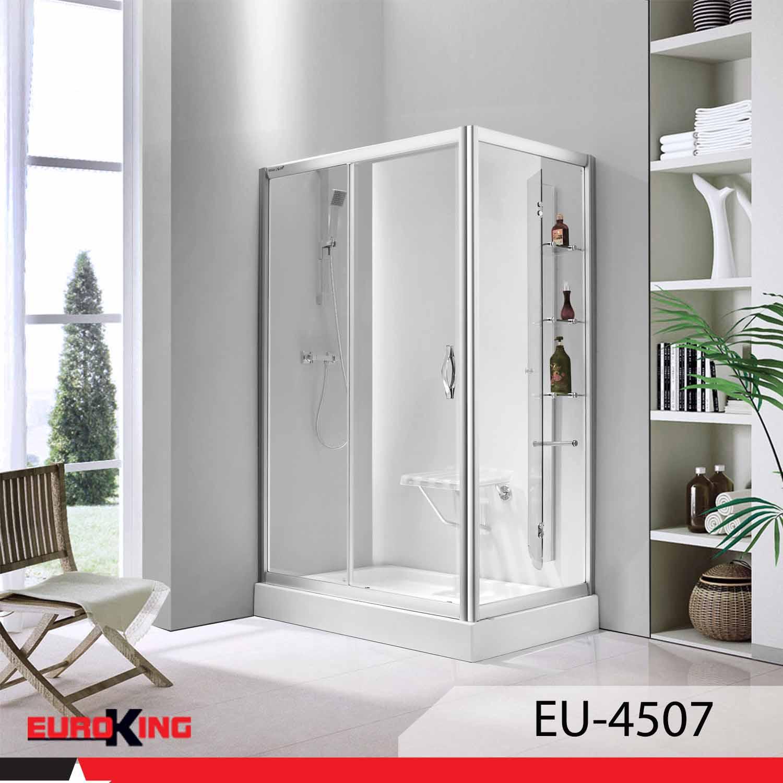 Phòng tắm vách kinh EU-4507