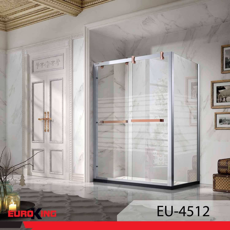 Phòng tắm vách kính EU-4512
