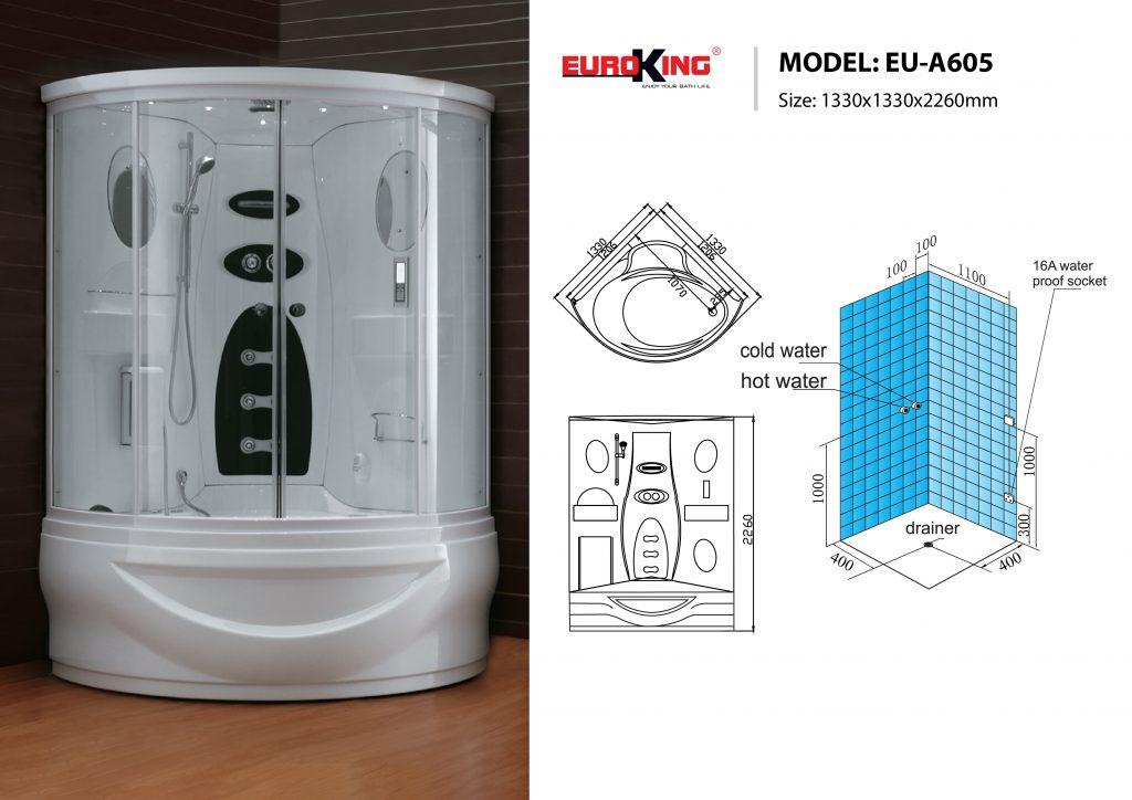 Bảng vẽ kỹ thuật EU-A605