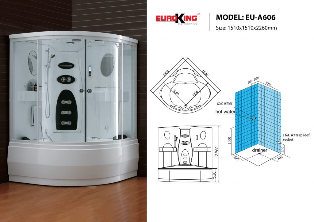 Bảng vẽ kỹ thuật EU-A606