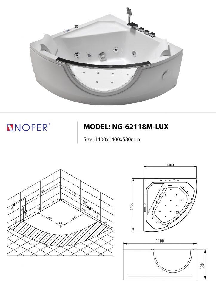 Sơ đồ kỹ thuật NG-62118M-LUX